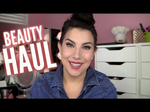 HAUL! New Skincare & Makeup