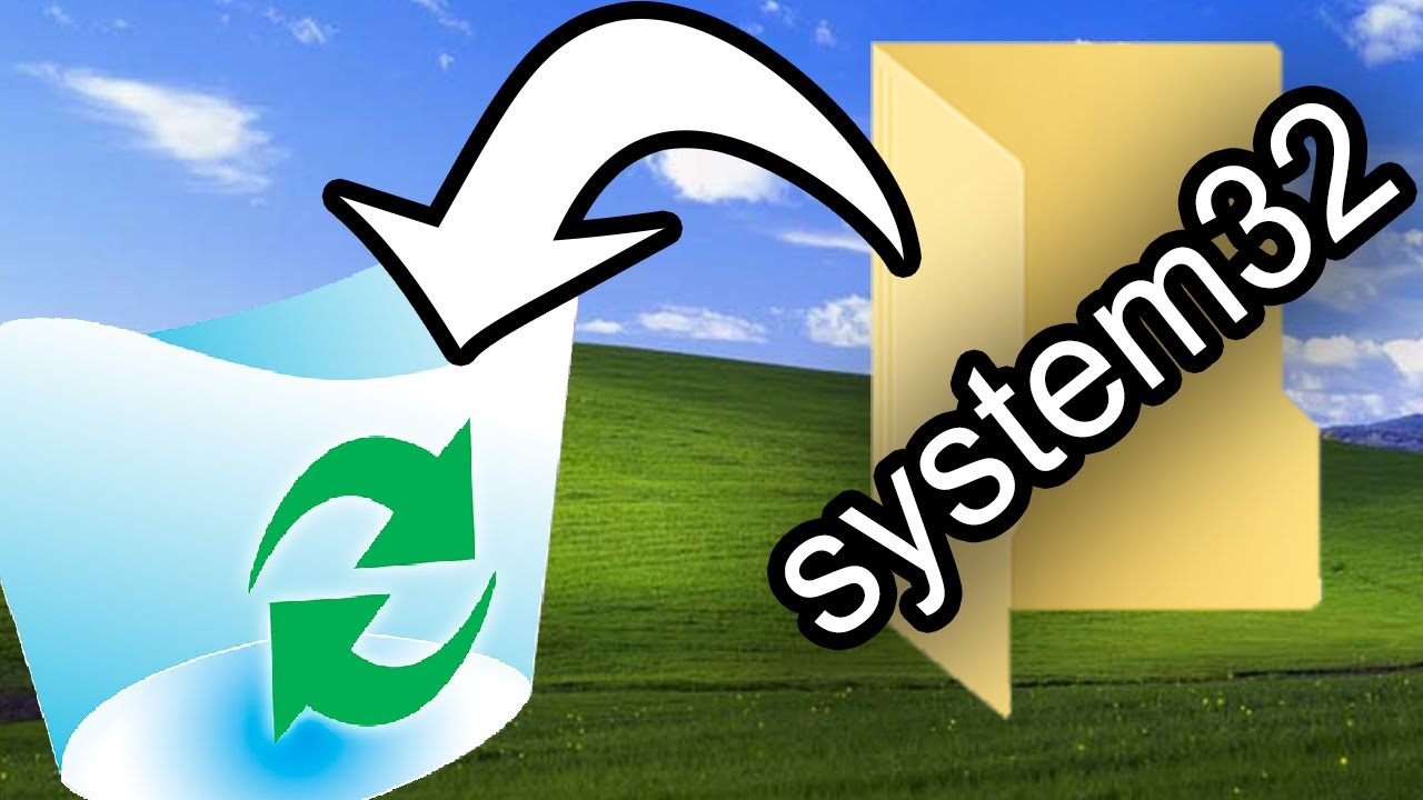 What Happens When You DELETE system32? – The History of the Infamous Prank