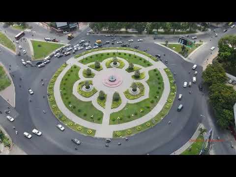 Rehabilitation of infrastructure in Phnom Penh