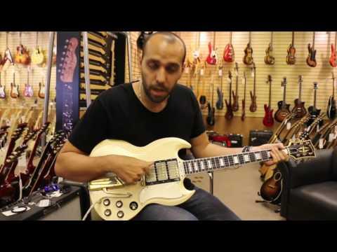 Norman's Rare Guitars - Guitar of the Day: 1961 Gibson Les Paul SG Custom