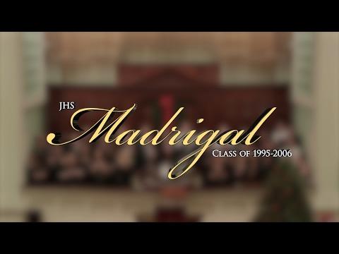 2016 JHS Madrigal Choir Reunion Concert