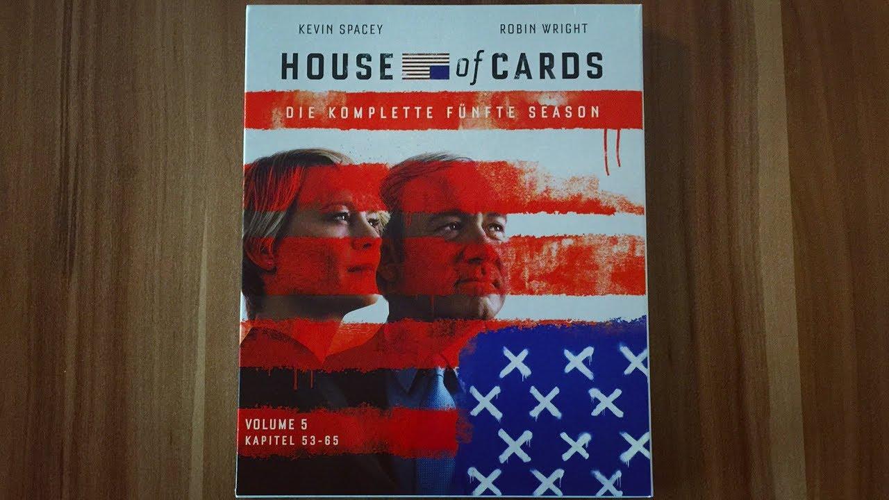 House Of Cards Staffel 5 Deutsch