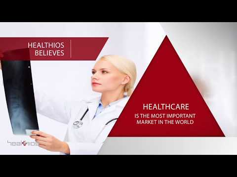 """Why Healthios?"" - Investment Bank for Healthcare"