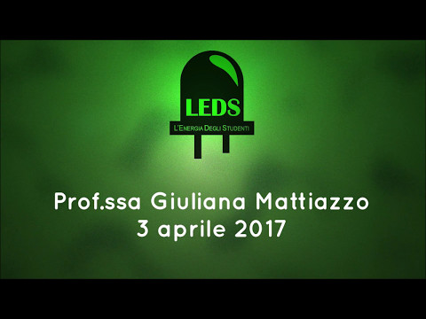Design process of a wave energy converter | Prof.ssa Giuliana Mattiazzo