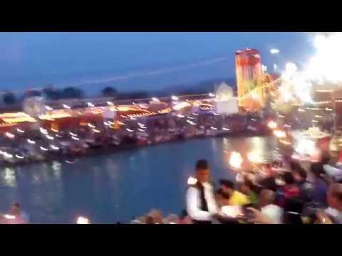 Haridwar ganga harati
