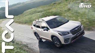 [4K] SUBARU Forester e-Boxer 海外試駕-TCar