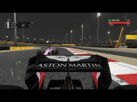 F1 2018 Gameplay - /w Thrustmaster wheel |