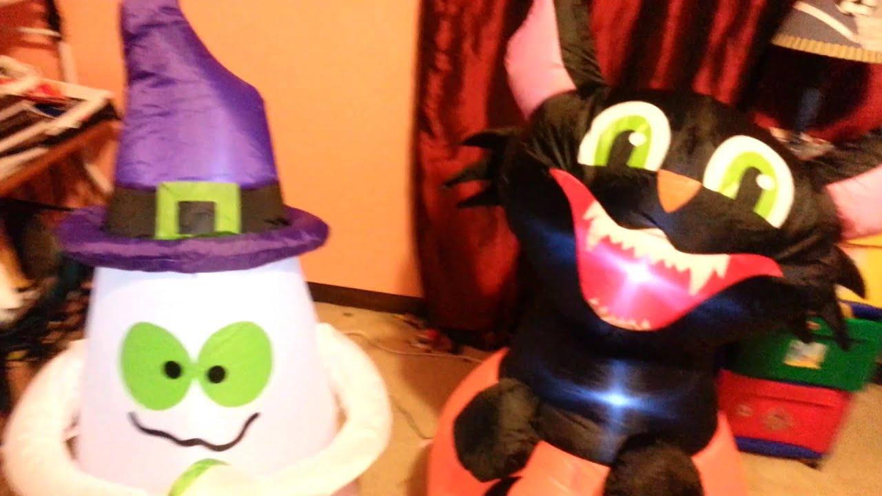 Halloween Blowups
