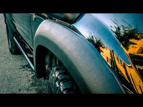 Fender Flare Repair and Supplies