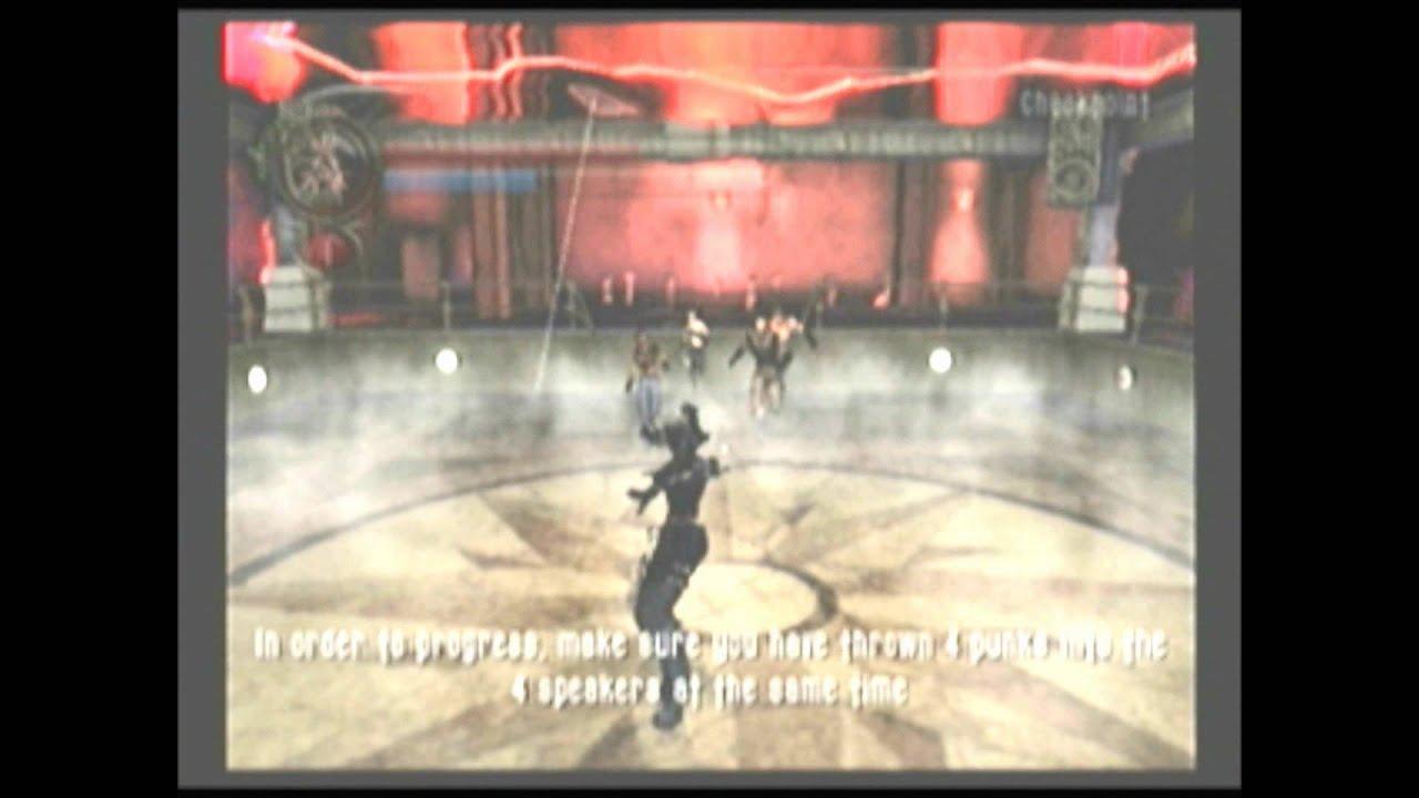 Cgrgameplay Bloodrayne 2 Ps2 Level 4 Part 3 Walkthrough Youtube