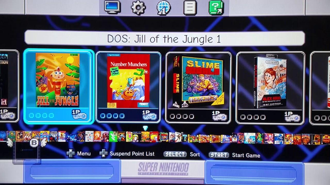 SNES Classic - Proper RetroArch Saving & Exiting