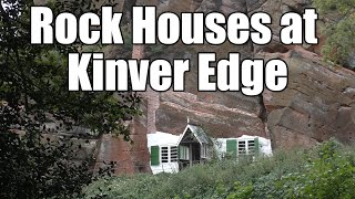 ROCK HOUSES AT KINVER EDGE | STAFFORDSHIRE, ENGLAND (2019)