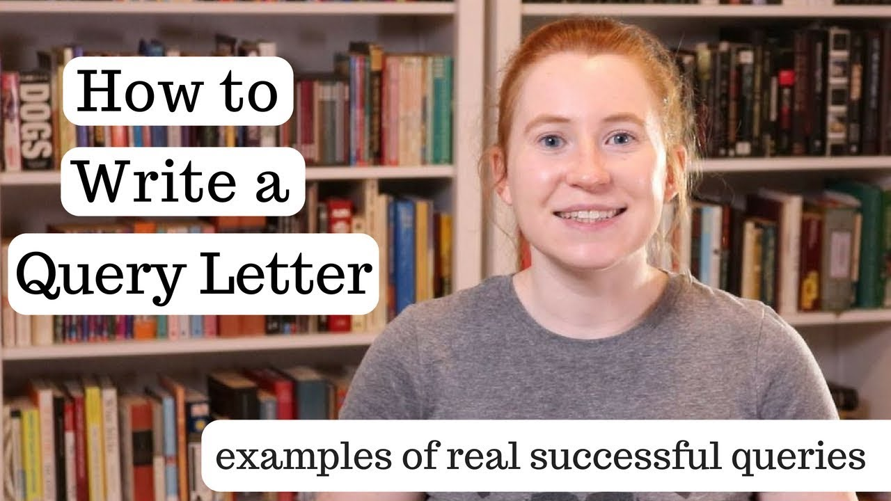 How To Write A Query Examples From Real Successful Query Letters