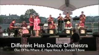 Out Of No Where:  Different Hats Dance Orchestra Thumbnail