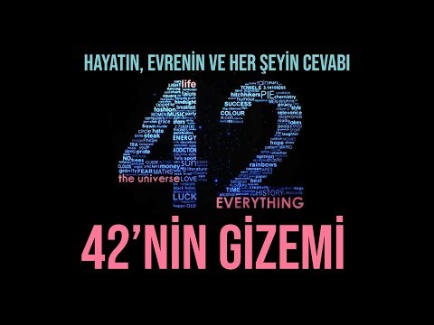 42'NİN GİZEMİ