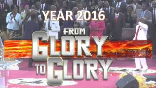 Shiloh 2015 Closing Celebration; Bishop OYEDEPO, Abioye, Paul Enenche and others dance to the Lord""