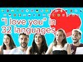 GF Says I LOVE YOU in 30 Languages ASMR RP ~Personal Attention~