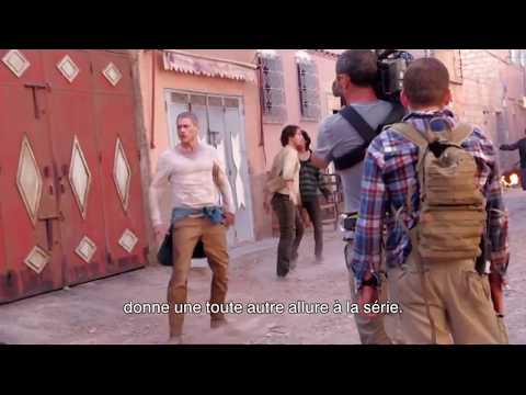 Dans Les Coulisses Du Tournage De Prison Break à Ouarzazate