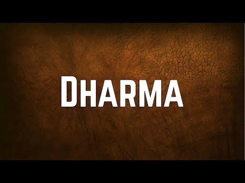 dharm title lyrics