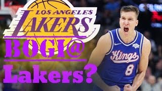 No Question Why LAKERS Could Send Kuzma To Kings For BOGDAN BOGDANOVIC