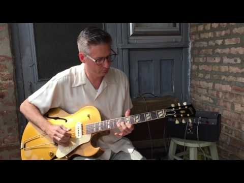 Joel Paterson - Scotty Moore Sun Session Solos
