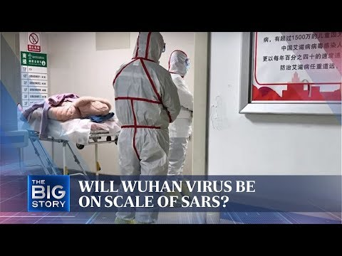 Is Wuhan virus on scale of Sars? | THE BIG STORY | The Straits Times