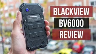 Blackview BV6000 Review | IP68 Rugged