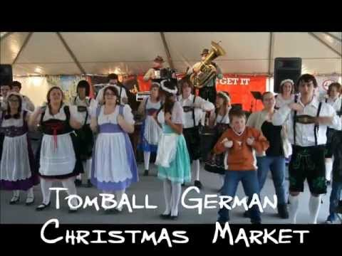 The Chicken Dance - Tomball German Christmas Market