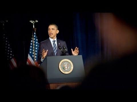 Obama Delivers Republican Arguments