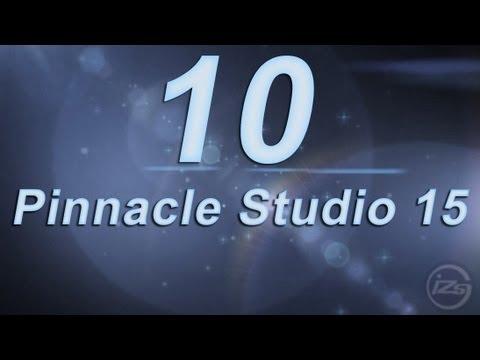 10_Добавляем видео дорожки в Pinnacle Studio 15