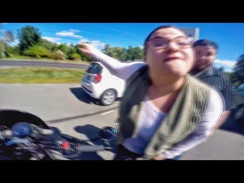 Stupid, Crazy & Angry People Vs Bikers 2018 [Ep.#485]