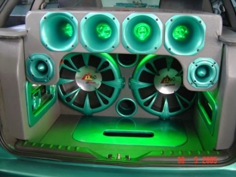 40cf1d610 Como colocar LED dentro da corneta de som automotivo - YouTube