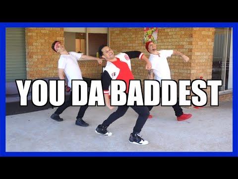 YOU DA BADDEST - Future ft. Nikki Minaj Dance Choreography 🖖 Jayden Rodrigues