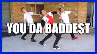 YOU DA BADDEST - Future ft. Nikki Minaj Dance Choreography