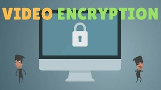 Video Encryption for Live streaming and files