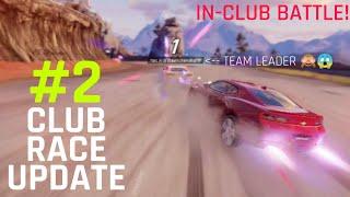CLUB RACE UPDATE #2 (CLUB RACE!) | Asphalt 9: Legends