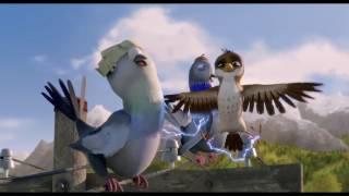 Трио в перьях (2017)  - Мультфильм Трейлер