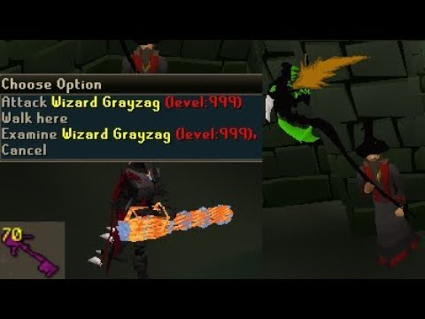 Loot from 1 Hour of Killing Magegrays + HUGE GIVEAWAY | Dreamscape RSPS