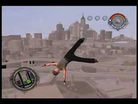 Saints Row Outtakes 4: Super-Superman!