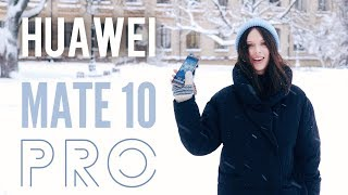 Huawei Mate 10 Pro: Ультимативный флагман (но это не точно)