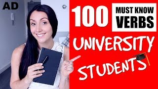Academic Vocabulary University Students Must Know