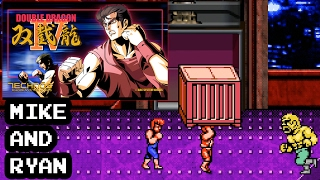 Double Dragon 4 (PS4) Mike & Ryan