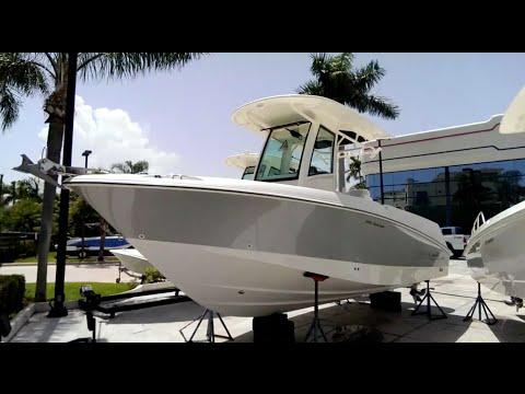 2014 Boston Whaler 280 Outrage Walkthrough For Sale at MarineMax Pompano Beach