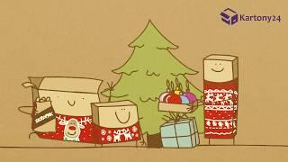 Wesołych Świąt Bożego Narodzenia życzą 📦 #kartońscy