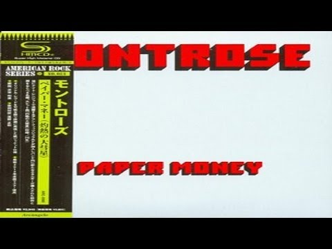 Montrose - Paper Money [Full Album] (Remastered)