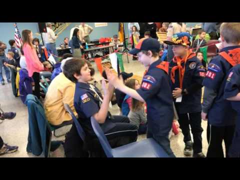 Pinewood Derby 2017 - Cub Scout Pack 3301