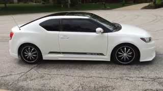 Scion tC 2011 Five Axis Makeover Videos
