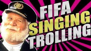 Trevor Trolls on FIFA & Sings The Fish Finger Song