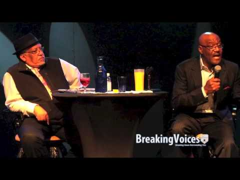 Actor Delroy Lindo Speak About Black Actors in the Film Industry