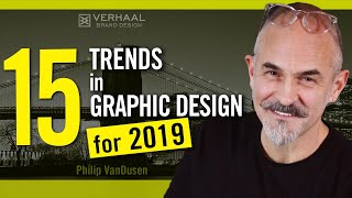 15 Graphic Design Trends for 2019